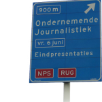 Ondernemende studenten journalistiek presenteren plannen
